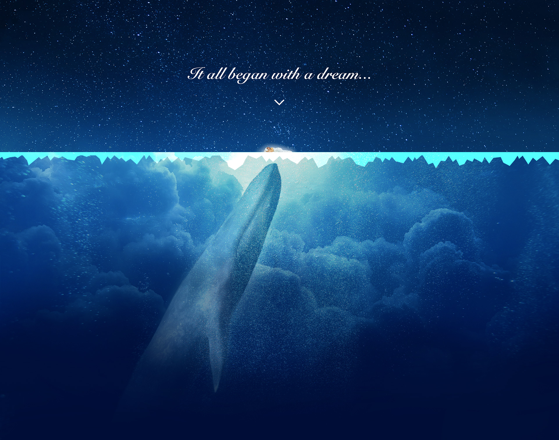 Parvati Ocean Anthem - It all began with a dream of a whale